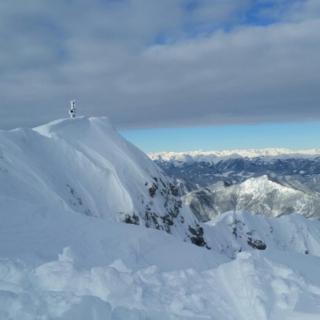 Gipfelkreuz Dobratsch