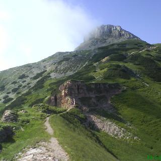 Monte Cornetto (una delle tre cime del Bondone)