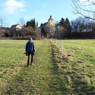 Auf dem Weg nach Neunkirchen