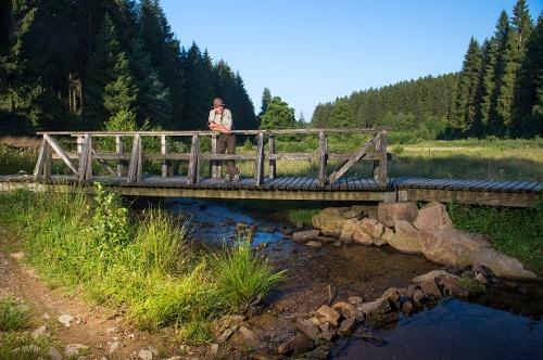 Wanderung: Kirchhundem - Wo sich das Wasser entscheidet