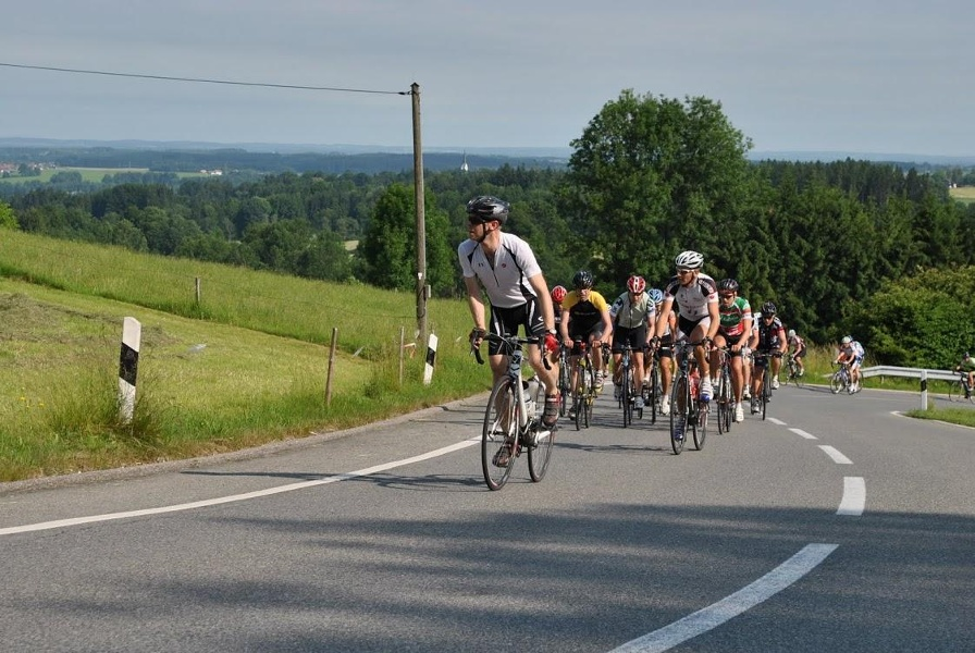Rosenheimer Radmarathon 2018  Tour 5
