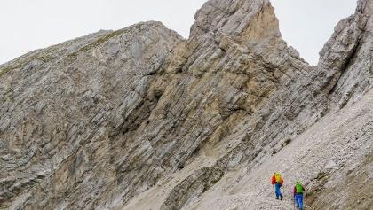 Felsenreich am Karwendel Höhenweg
