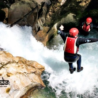 Canyoning Rakitnica Bosnia and Herzegovina