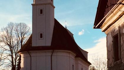 Kirche auf dem Ammerhof