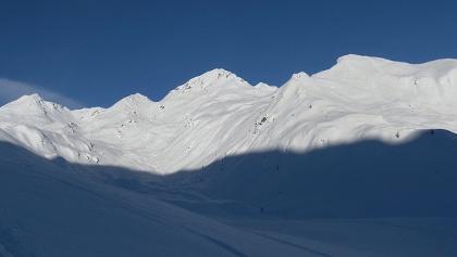Mulleter Sadnig, Zoppspitze, Hirtenkopf und Ofenspitze