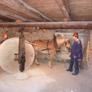 Mühlenbetrieb