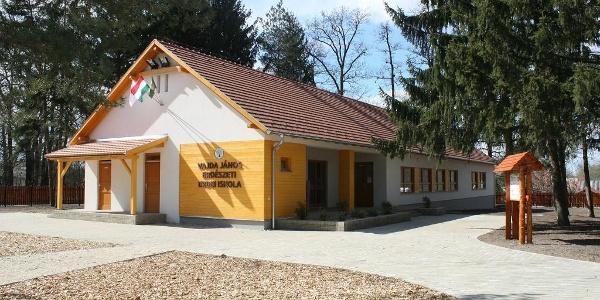 A Vajda János Erdészeti Erdei Iskola