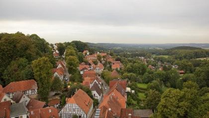 Romantisch und historisch: das Bergstädtchen Tecklenburg