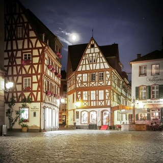 Old town of Mainz