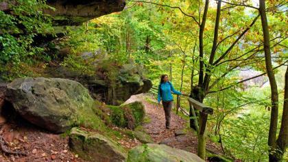 Felsenwanderweg 1