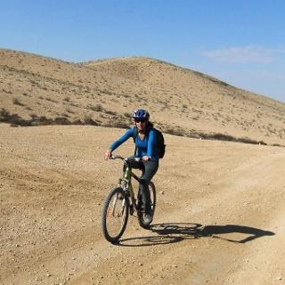 Mountainbiken auf dem Nokdim Single Track