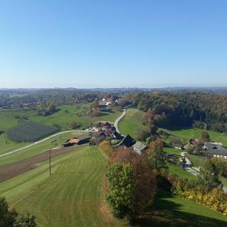Aussicht vom Kleeberg (c) Steininger