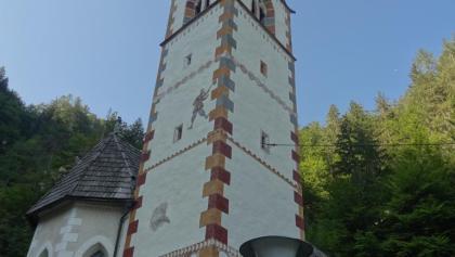 Maria Graben in Vorderberg, Nordansicht