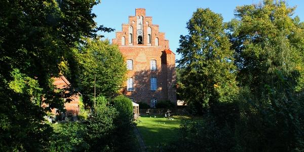 Frontansicht Kloster Cismar