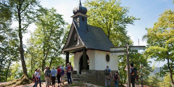 Borberg Kapelle  Foto Rothaarsteig e.V.