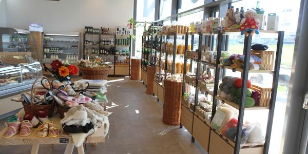 Innenraum Weizer Schafbauern (c) Weizer Schafbauern