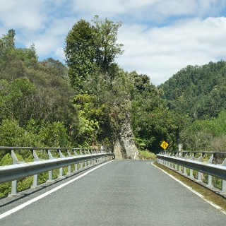 On State Highway 43