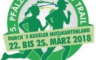 Pfälzer Berglandtrail (23. - 25.März 2018 - 3. Etappe Sonntag, 25. März 2018