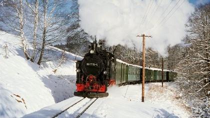 Preßnitztalbahn | Foto: Preßnitztalbahn