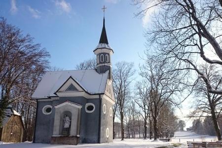 Seekapelle Hl. Kreuz auf der Herreninsel