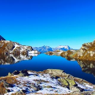 Lac des Vaux.