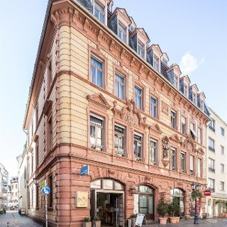 Frankfurter Hof: exterior
