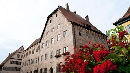 Haus der Geschichte mit Tourist Information