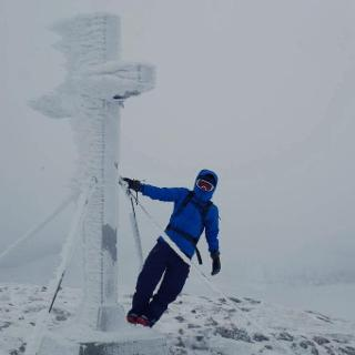 Gipfel Windberg