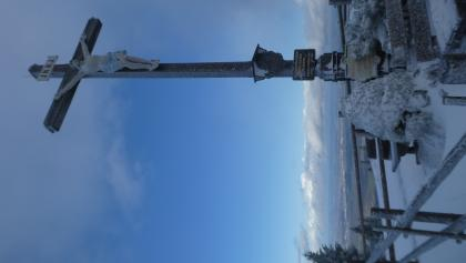 Gipfelkreuz Schwarzenberg