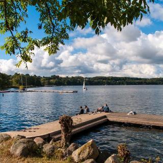 Entspannter Tag der deutschen Einheit am Grossen Ratzeburger See