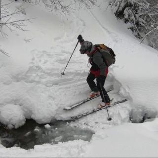 Skitour Hirschberg (Allgäu)