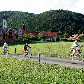 Radfahren in Maria Lankowitz