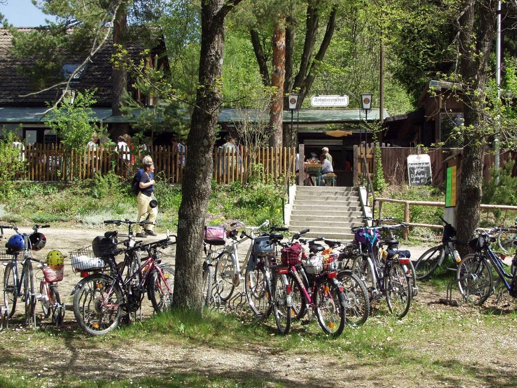 Stüberl am Campingplatz Fohnsee (Campingplatz Fohnsee)