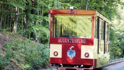 Drahtseilbahn Augsutusburg