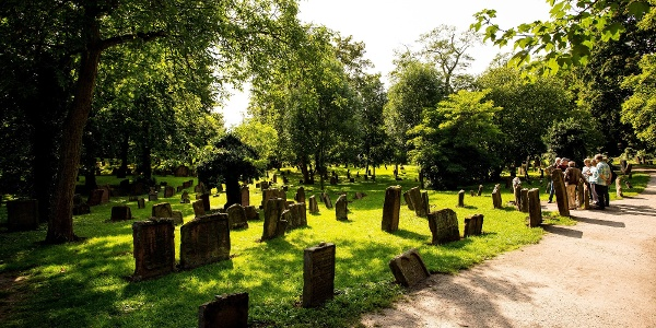 """Jüdischer Friedhof """"Heiliger Sand"""""""