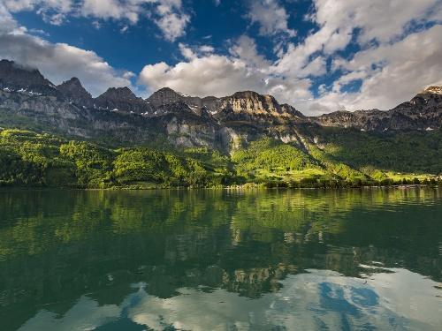 Walensee-Tour