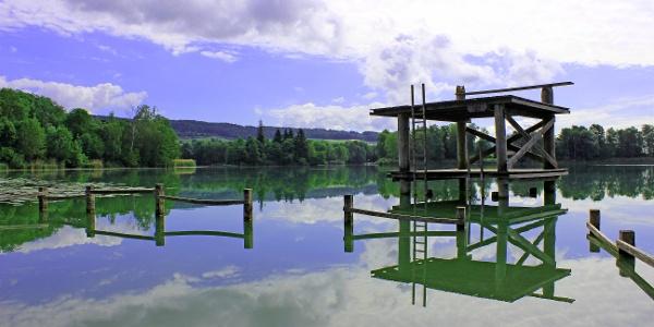 Ein Abstecher zu den drei idyllischen Seen des Seebachtals lohnen sich.