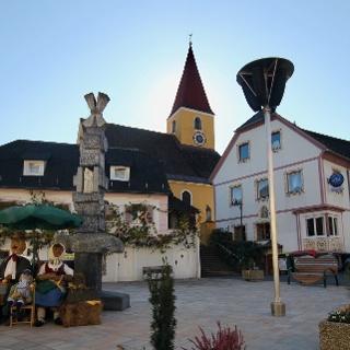 Gasthaus Gangl, direkt am Marktplatz Ligist