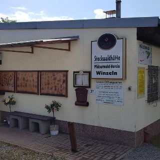 PWV -Haus Stockwaldhütte