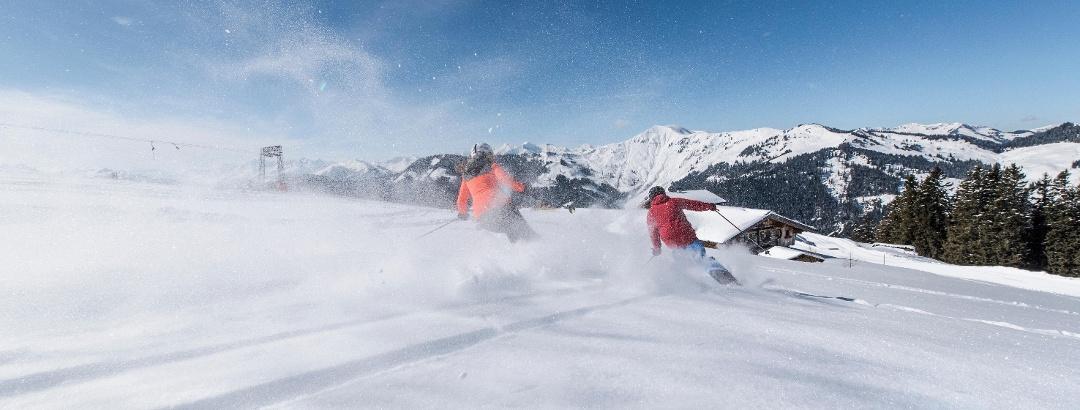 Skifahren am Hochkönig