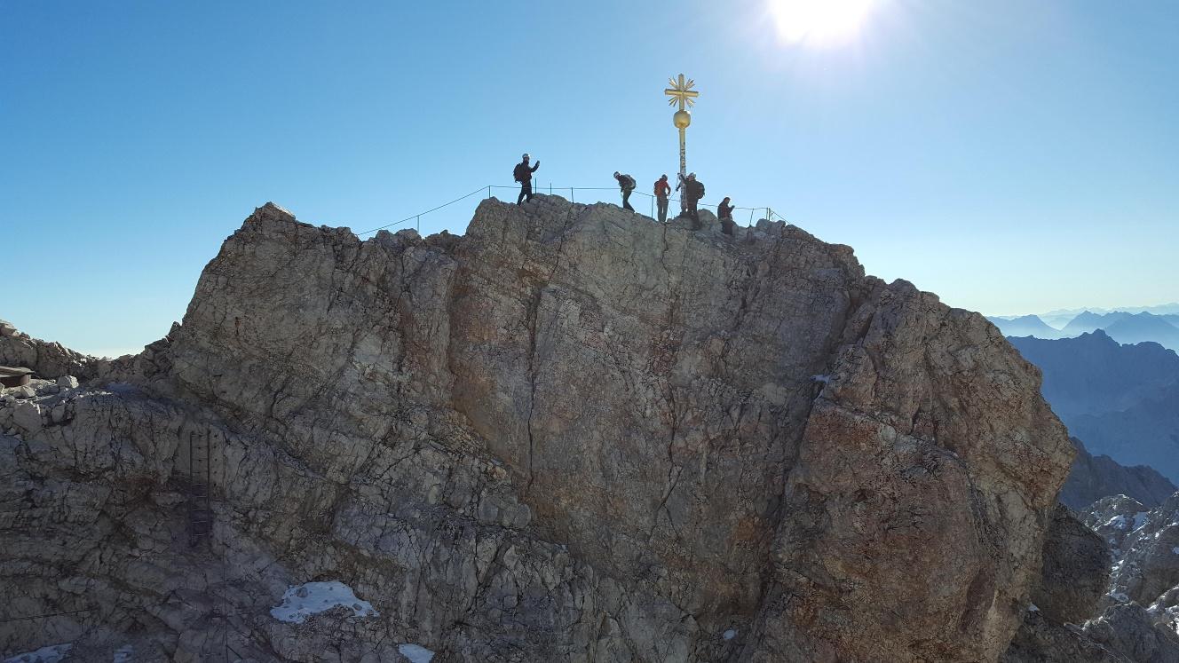 Klettersteig Bayern : Die schönsten klettersteige in bayern