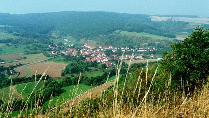 Blick von Stolzenberger Hanh
