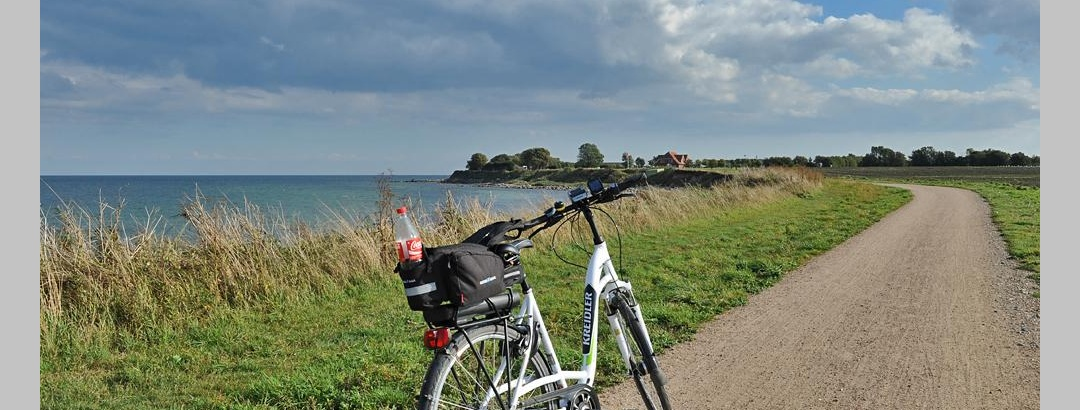 Radtour um die Insel Fehmarn