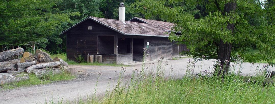 Roßhauhütte