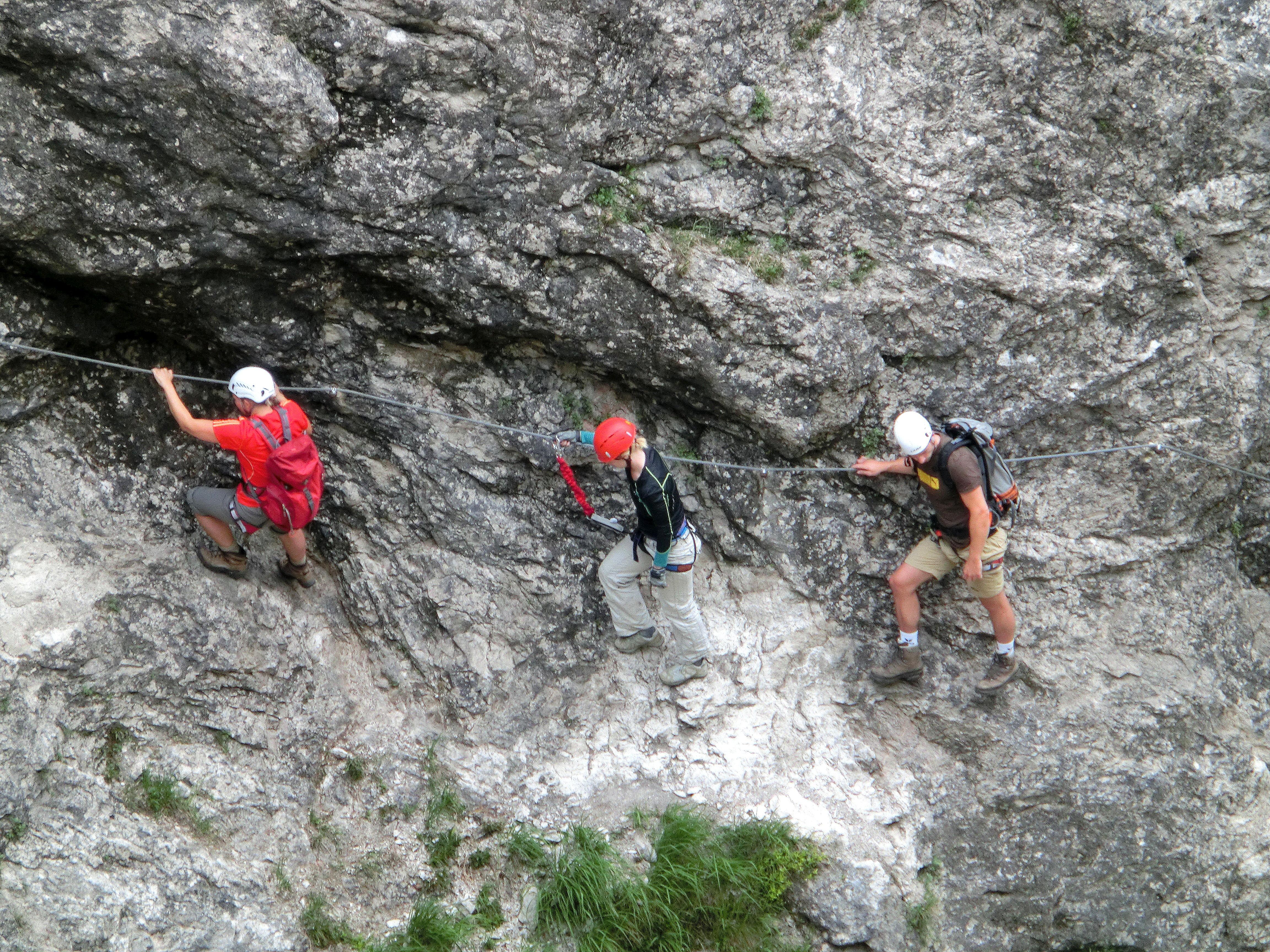 Klettersteig Riol : Die schönsten klettersteige in deutschland