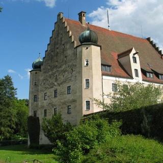 Altmühltal- Schloss Eggersberg Obereggersberg bei Riedenburg