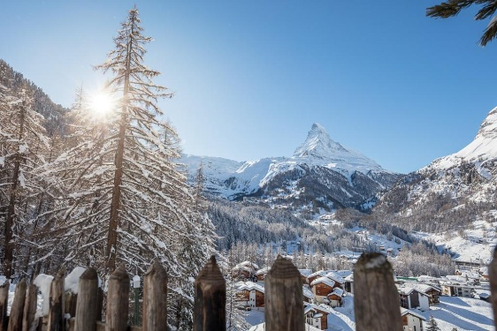 Circuit pédestre de Zermatt (Nr. 117)