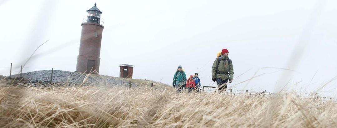 Wanderung durch Nordfriesland