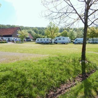 Wohnmobilhafen SchiederSee
