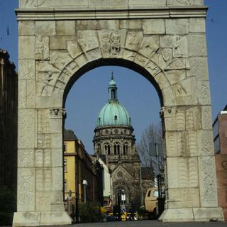 Arch of Dativius Victor